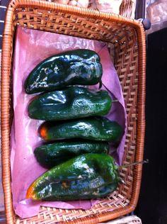 Fresh Poblano Chiles