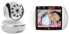 @Baby Monitor Best Buys brings to you Motorola MBP36 #BabyMonitor Features - Crystal Clear Audio, Mute Potential, Quiet Camera Operations, Enhanced Communication, Audio LED Lights, Built-In Lullabies, Mounted Camera, Temperature Display and more. Additional Points to Consider when Purchasing the Motorola MBP36 #BabyMonitor here - http://babymonitorbestbuys.com/motorola-mbp36/