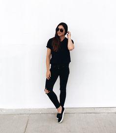 H&M jeans – MATT BERNSON shoes – RAYBAN sunglasses