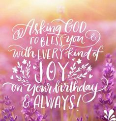 Happy birthday message google search cumpleaos pinterest religious birthday wishes friend brother sister wife husband mother father this spiritual birthday quote readsking god to bless you with every kind of m4hsunfo