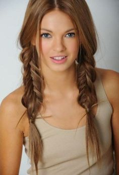 7 Unique Braided Hairstyles For Girls