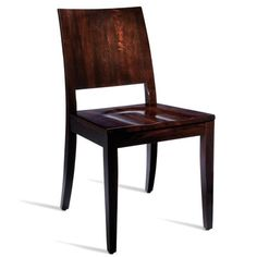 Found it at Wayfair.co.uk - Solid Oak Dining Chair