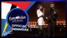 Eurovision Tv, For You Song, Yes, Denmark, Youtube, Blue, Musica, Youtubers, Youtube Movies
