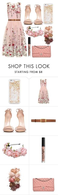 """""""Untitled #49"""" by melsonxoxo on Polyvore featuring ban.do, Stuart Weitzman, STELLA McCARTNEY, NYX, Sigma and Chanel"""