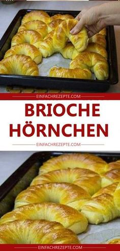 BRIOCHE HÖRNCHEN 😍 😍 😍 You are in the right place about mini pastry Here we offer you the most beautiful pictures about the pastry recipes you are loo Dog Recipes, Pastry Recipes, Cake Recipes, Homemade Soft Pretzels, Pretzels Recipe, Brown Recipe, Frozen Puff Pastry, Bakery Cakes, Vegetable Drinks