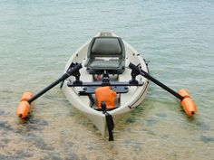 How do you like this canoe rigging set up? Yak Gear Outriggers provide stability while paddling and fishing for paddlers of all skill levels. Photo Credit: Rob W in Columbus, TX! Thanks for the share, Rob. Kayak Fishing Gear, Fishing Boots, Fishing Rigs, Kayak Camping, Canoe And Kayak, Bass Fishing, Spear Fishing, Backpacking Hammock, Canoe Boat