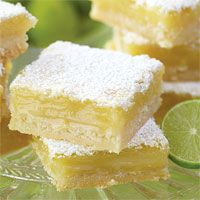 Brown & Hopkins Country Store  - Key Lime Cookie Squares