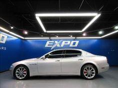 2007 Maserati Quattroporte for sale in Houston, TX