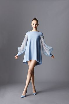 Lizzie Organza Dress | Chiara Boni La Petite Robe