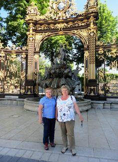 Nancy Place Stanislas - Fontaine Amphitrite