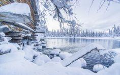 Lapland Finland Akaslompolo