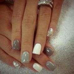 In love with these nails! A trip to Ulta is in my future!