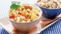 Hedelmäinen curry-kanakastike - K-ruoka