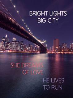 30 seconds to Mars - Bright Lights, Big City