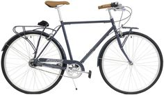 8 speed version of my city bike. (Windsor Kensington 8 - Eight Speed City Bikes | Commuter Road Bikes)