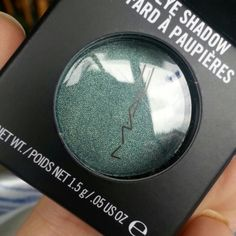 """MAC """"Steamy"""" Eyedhadow Pod Beautiful color, never been used and authentic. Only opened lid and taken out of box once to take a picture of pigment.  All orders ship same or next day NO Trades/Paypal/Mercari Bundles are always discounted """"Offer"""" button offers welcome and encouraged!  Any questions, just ask me! HAPPY POSHING ❤ MAC Cosmetics Makeup Eyeshadow"""