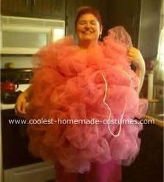 Make a loofah costume loofah costume costumes and halloween costumes best diy halloween costumes solutioingenieria Gallery