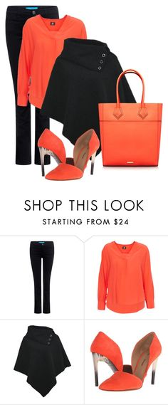 """""""Untitled 11"""" by havlova-blanka on Polyvore featuring M.i.h Jeans, PS Paul Smith, Proenza Schouler and Rebecca Minkoff"""