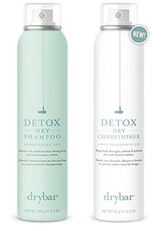 Drybar Detox Duo Shampoo and Conditioner Full Size *** Details can be found by clicking on the image.