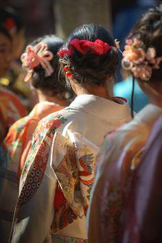 女人厄除まつり KYOTO JAPAN