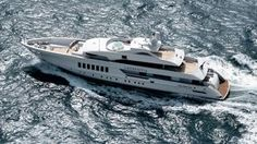 The 55 metre Heesen superyacht <em>Laurentia</em> has been delivered, the Dutch yard has confirmed. Formerly known as Project Alida, she achieved a top speed of 16.6 knots on sea trials