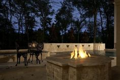 love fire pits.