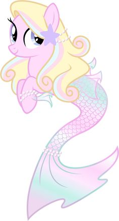 It's a merpony with rainbow scales. Well, kind of. More like a pastel rainbow of pink, white, blue, and purple. We read The Rainbow Fish i. The Rainbow Scales My Little Pony Princess, My Little Pony Comic, My Little Pony Characters, My Little Pony Pictures, Mlp My Little Pony, My Little Pony Friendship, Princess Cadence, Dessin My Little Pony, My Little Pony Drawing