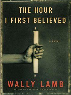 Wally Lamb does it again.