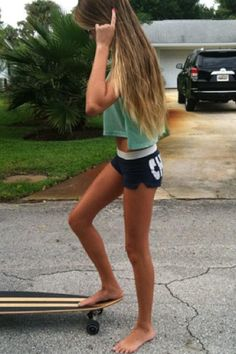 I will be this skinny and have this long hair
