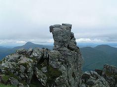 The Cobbler (Ben Arthur) #camping #hiking #outdoors