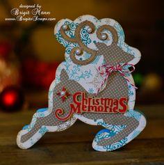 "Brigit's Scraps ""Where Scraps Become Treasures"": Christmas Memories!"