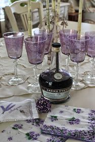 Rooted In Thyme: ~Loving the Color Purple and Simple & Sweet Fridays #119~