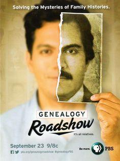 Gena's Genealogy: Researching a (Genealogy) Roadshow