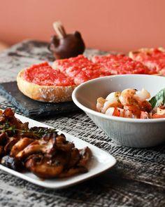 Gambas al Ajillo (Shrimp Sauteed in Garlic)