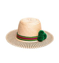Exclusive to Lucy Folk in Melbourne we bring you the  Memeja  hat by YOSUZI!  Each hat takes approximately 8 hours to hand weave by artisans in the  Guajira ... cb3ff8ba6c3