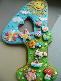 wow! cute cookie