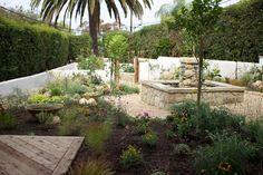 the Polished Pebble: Santa Barbara Garden Design