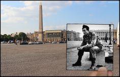 1944-2014-70 ans de la libération de Paris, par Golem