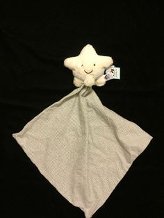 Clever First Impressions Light Blue Satin Trim Minky Dot Baby Security Blanket Euc Be Friendly In Use Blankets & Throws