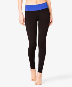 Colorblocked Skinny Workout Pants $19.80
