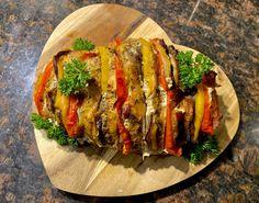 Pieczona szynka faszerowana - Blog z apetytem Ratatouille, Tacos, Turkey, Mexican, Meat, Cooking, Ethnic Recipes, Blog, Kitchen