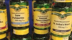 FDA Finds Majority of Herbal Supplements at GNC, Walmart, Walgreens, And Target Don't Contain What They Claim