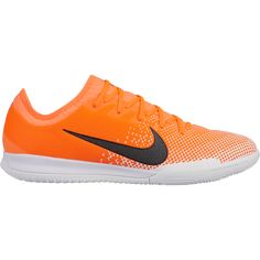 0b9dc3693 Nike Mercurial Vapor XII Pro IC Indoor Soccer Cleat Hyper  Crimson Black White-