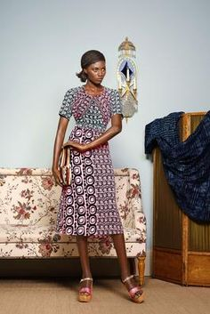 Duro Olowu Spring 2015 Ready-to-Wear Fashion Show: Complete Collection - Style.com