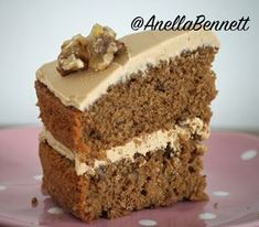 Now, I'm not a big fan of Coffee Cake but this (Mary Berry) recipe has so ma… - Top Trends Bbc Good Food Recipes, Sweet Recipes, Baking Recipes, Dessert Recipes, Drink Recipes, Food Cakes, Cupcake Cakes, Coffee And Walnut Cake, Mary Berry Coffee Cake