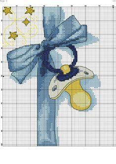 lo spazio di lilla: Punto croce per neonati, schemi gratuiti / Newborn cross stitch, free charts Baby Cross Stitch Patterns, Cross Stitch For Kids, Cross Stitch Baby, Cross Stitch Charts, Cross Stitch Designs, Cross Stitching, Cross Stitch Embroidery, Hand Embroidery, Baby Motiv