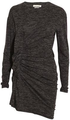 Isabel Marant Etoile - Madelia draperet stretch jersey kjole - YouHeShe