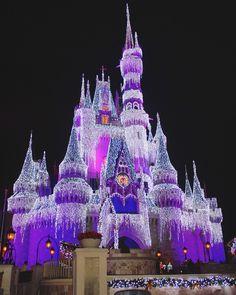 Magic Kingdom Castle, Disneyland Castle, Disney Addict