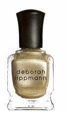 "deborah lippmann ""believe"" nail polish #gold {love love love this color}"