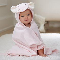 Pink Elephant Bath W